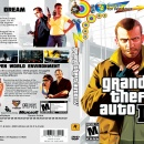 GTA IV Box Art Cover
