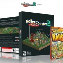 Roller Coaster Tycoon 2 – Remastered Box Art Cover