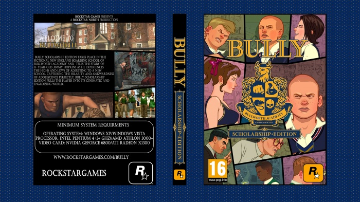 Bully Scholarship Edition Pc Chapter 5 Save Game