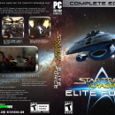 Star Trek Voyager: Elite Force Box Art Cover