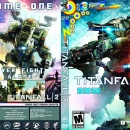 TITANFALL 2 Box Art Cover