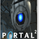 Portal 2 for Nintendo Switch Box Art Cover