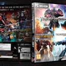 Transformers Trilogy Box Art Cover