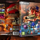 Sonic Forces Box Art Cover