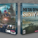 Metal Gear Survive Box Art Cover
