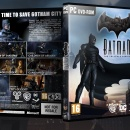 Batman The Telltale Series Box Art Cover