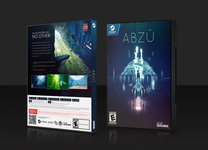 ABZÛ box art cover