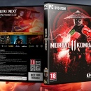 Mortal Kombat 11 Box Art Cover
