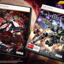 Bayonetta & Vanquish DVD Preview Box Art Cover