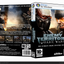 Enemy Territory: Quake Wars Box Art Cover