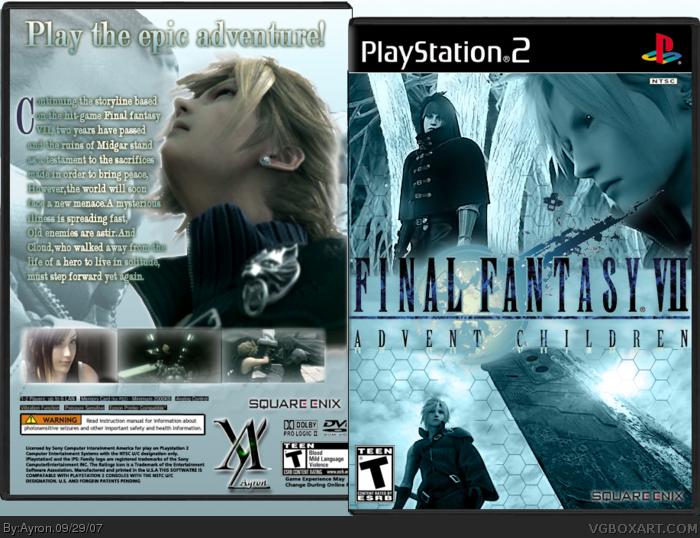 final.fantasy playstation 2