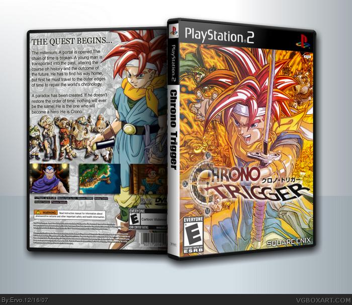 Chrono Trigger Ps2