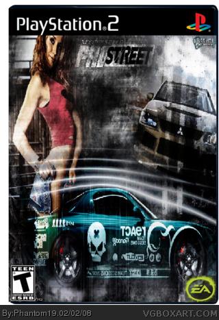 nfs pro street ps2