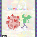 We Love Katamari Box Art Cover