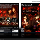 Fatal Frame II: Crimson Butterfly Box Art Cover