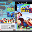 Ape Escape 3 Box Art Cover