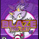 Blaze the Cat Box Art Cover