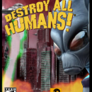 Destroy all humans! Box Art Cover