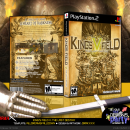King's Field V: The Last Destiny Box Art Cover