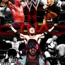 WWE vs TNA Box Art Cover