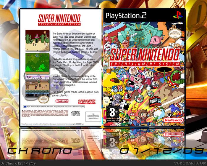 Super Nintendo Entertainment System Emulator Playstation 2