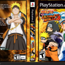 Naruto Shippuden: Ultimate Ninja 4 Box Art Cover