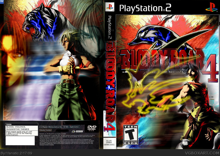 descargar bloody roar 4 para pc gratis