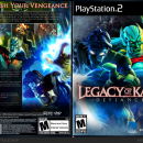 Legacy of Kain: Defiance Box Art Cover
