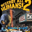 Destroy All Humans 2 Box Art Cover