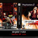 SingStar: Metal Box Art Cover