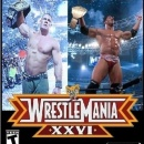 WWE Wrestlemania XXVI Box Art Cover