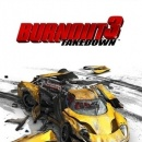 Burnout 3: Takedown Box Art Cover
