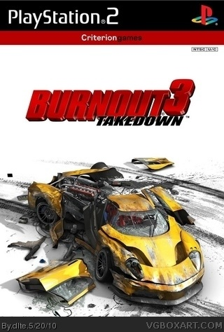 List of Synonyms and Antonyms of the Word: Burnout 3 Ps2