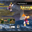 Rayman Revolution Box Art Cover