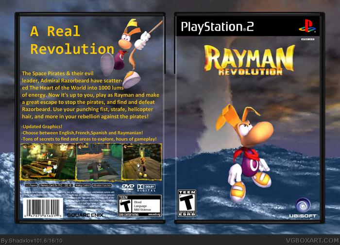 rayman buy rayman revol at amazon