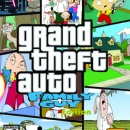 Grand theft auto family guy edition Box Art Cover