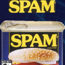 SPAM the game Box Art Cover