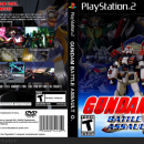 Gundam Battle Assault O. Box Art Cover