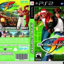 The King of Fighters XII Box Art Cover