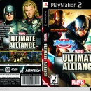 Marvel Ultimate Alliance Box Art Cover