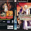 Phantasy Star Universe: Ambition of the Illuminus Box Art Cover