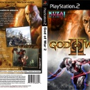 God of War 2 Box Art Cover