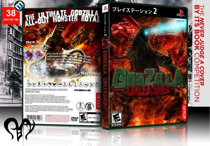 Godzilla Unleashed box art cover