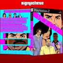 Vice City Box Art Cover