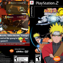 Naruto Ultimate Ninja Storm Sage Box Art Cover