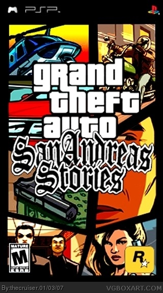 GTA San Andreas Stories Trailer - YouTube |Grand Theft Auto San Andreas Stories