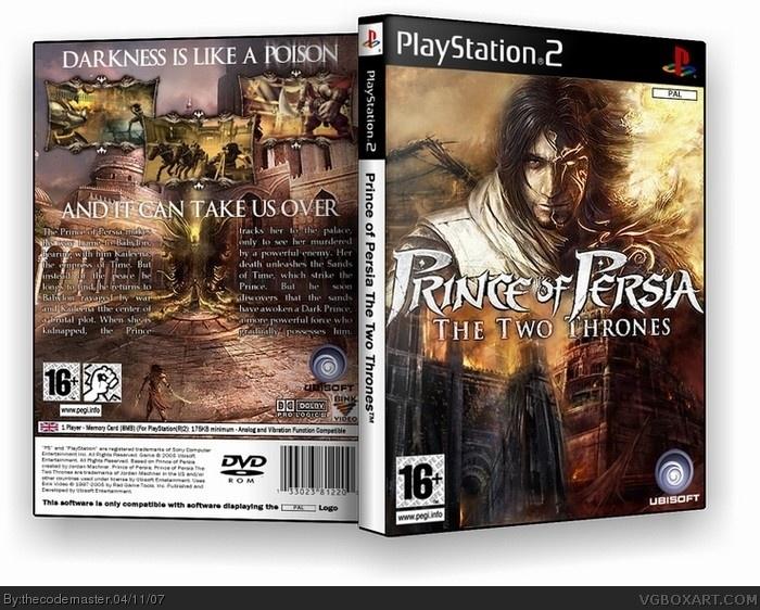 Prince Of Persia 3 no cd Crack