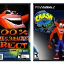 Crash Bandicoot: The Wrath of Cortex Box Art Cover