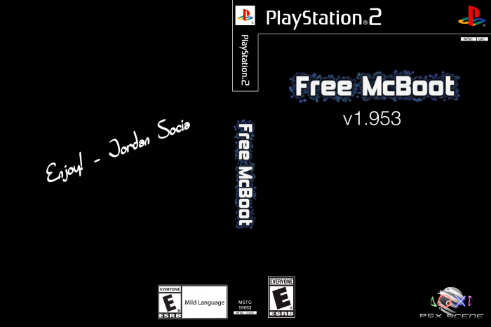 free mcboot 1.8 de mca mc de ps2