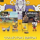 Cuphead Collectors Edition Box Art Cover
